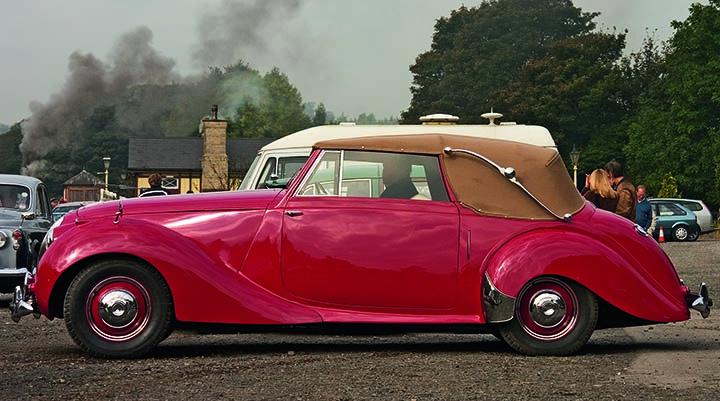 Lagonda - образец британского стиля