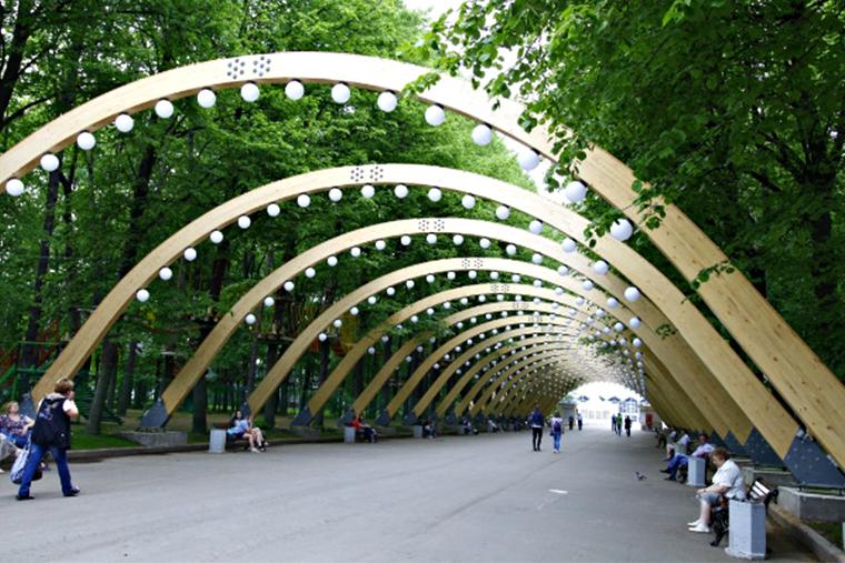 12 июня в парках москвы in