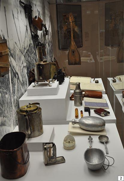 Выставка, посвященная столетию начала Первой Мировой войны в Государственном Историческом музее
