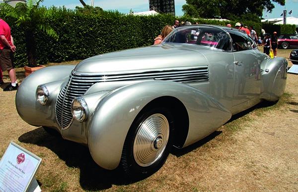 Эта Hispano-Suiza опередила свое время