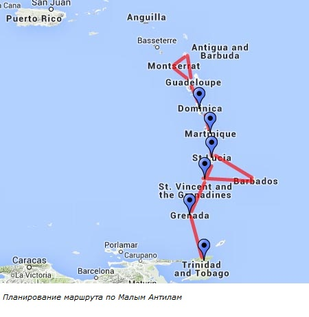 26E Caribbean map_карта