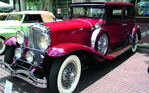 В 20-30-е годы прошлого века лимузины жаловали по обе стороны Атлантики