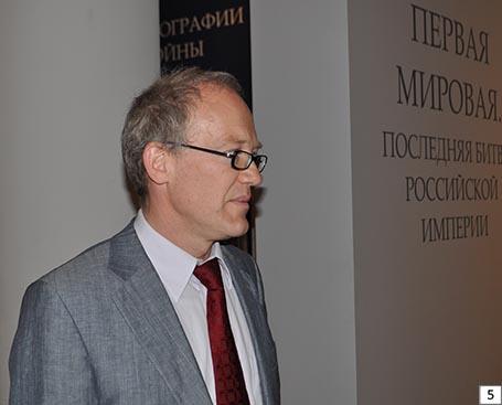 О событиях Первой мировой войны повествует выставка в Государственном историческом музее