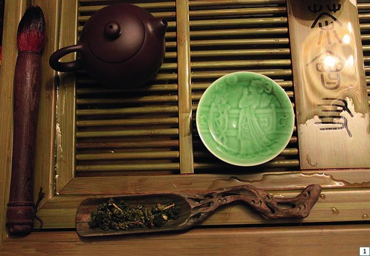 атрибуты для чаепития по-тибетски