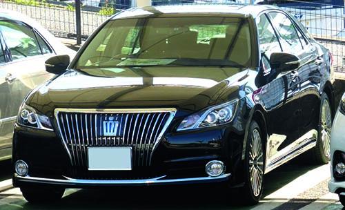 У японцев свой взгляд на внешность автомобиля