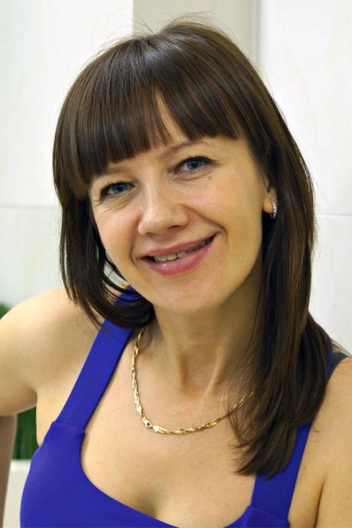 тренер водных программ Алена Игнатович