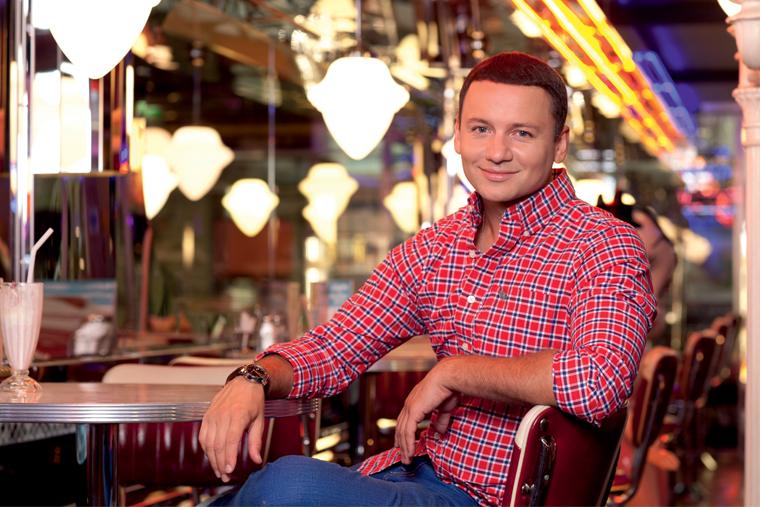 Александр Олешко, интервью, телевидение
