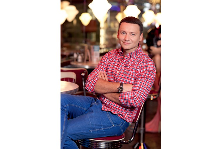 Александр Олешко интервью in5