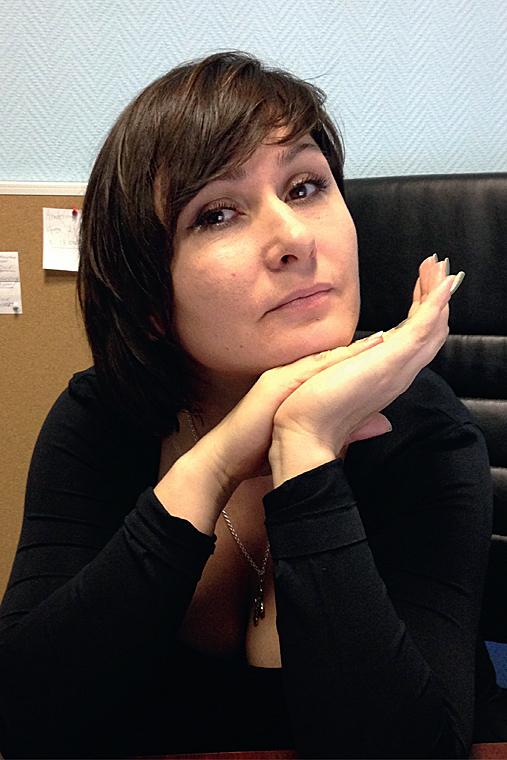 Алла Никифорова, главный редактор