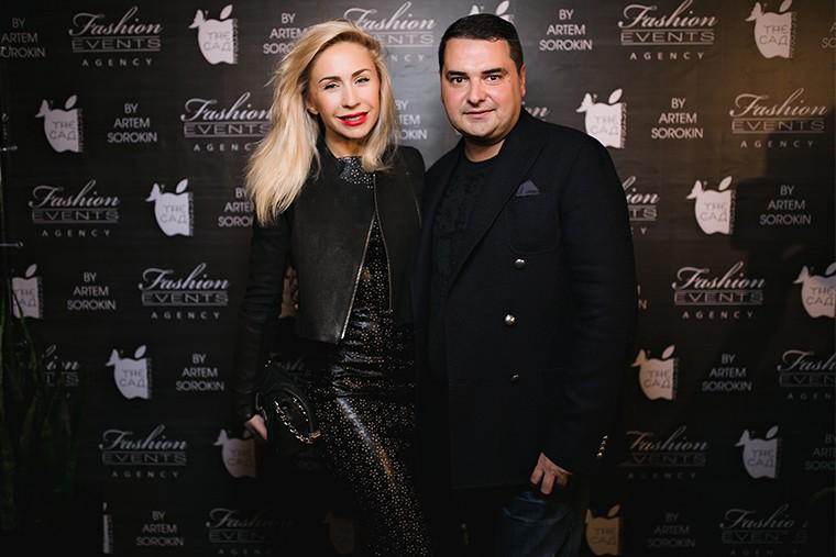 Анастасия Гребенкина и Артем Сорокин