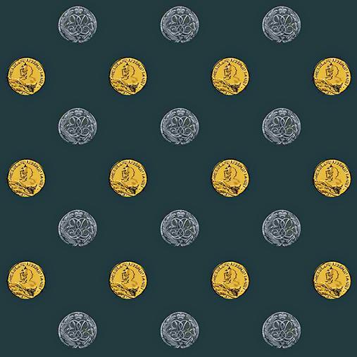 Анна Чапман интервью орнамент монеты