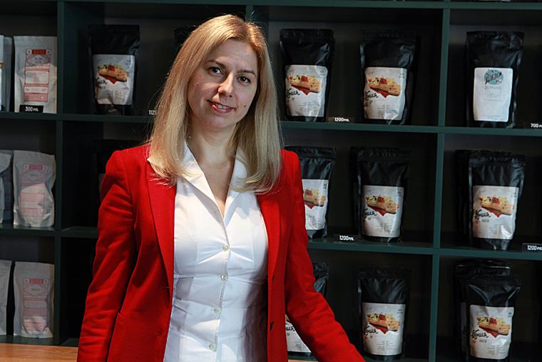 Анна Цфасман, интервью, даблби, double b, кофе, бариста