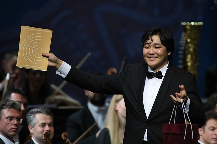 Ариунбаатар Ганбаатар. Гран-при. I премия. Монголия