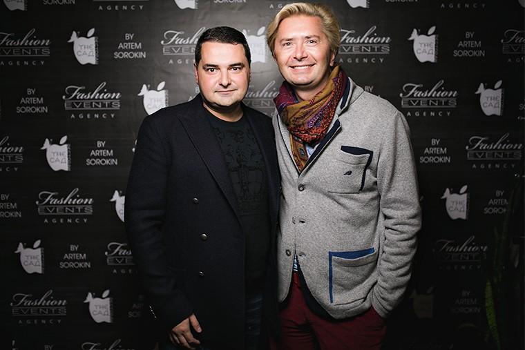 Артем Сорокин и Александр Селезнев