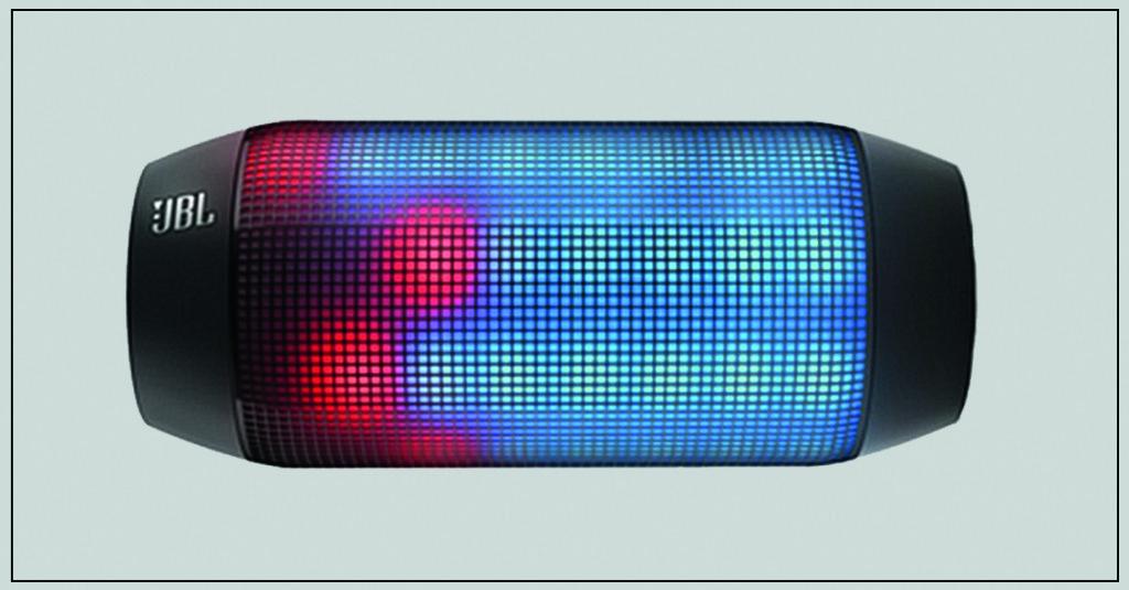 Аудиосистема со светомузыкой JBL Pulse копия