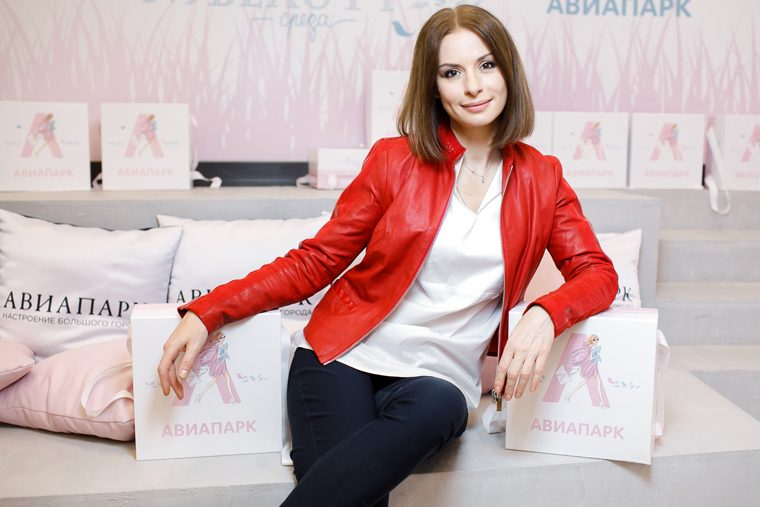 Авиапарк Ирина Лачина in