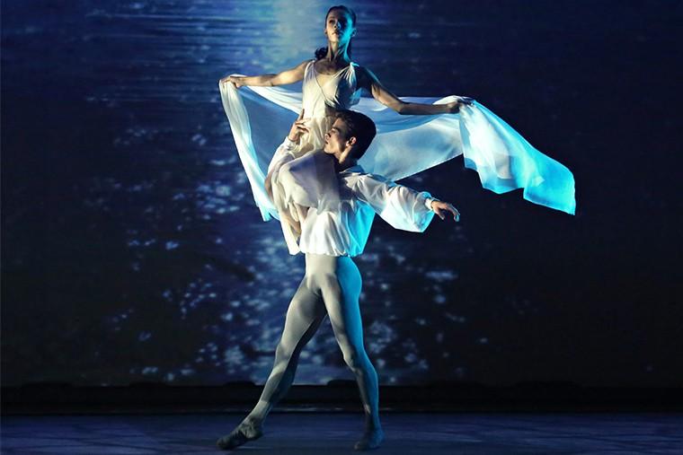 Большой балет 2015 канал культура in1