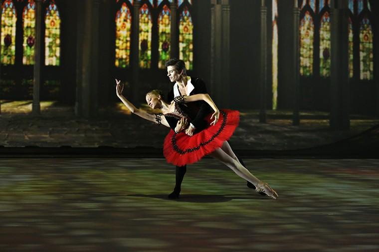 Большой балет 2015 канал культура in2