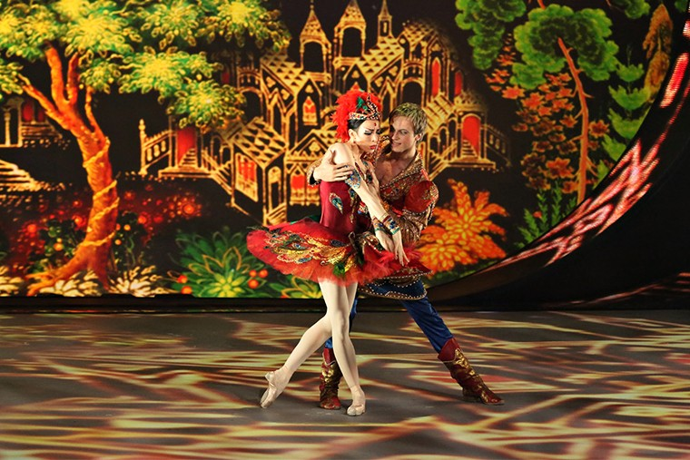 Большой балет 2015 канал культура in3