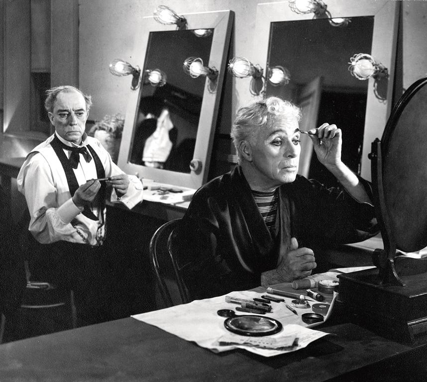 Чарли Чаплин и Бастер Китон. Огни рампы (1952). © Из архива Roy Export Company Establishment, предоставлено NBC Photographie, Париж
