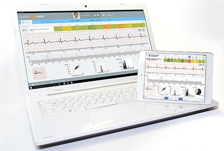CardioQVARK гаджет in1