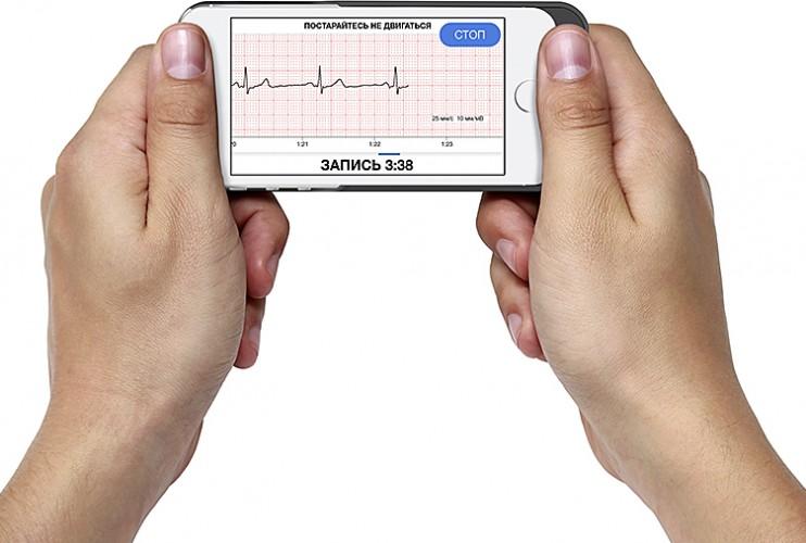 CardioQVARK гаджет in2
