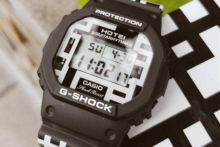 G-SHOCK X HOTEI