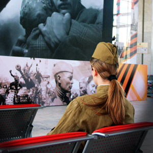 День Победы 2015 в Москве пушкинская площадь