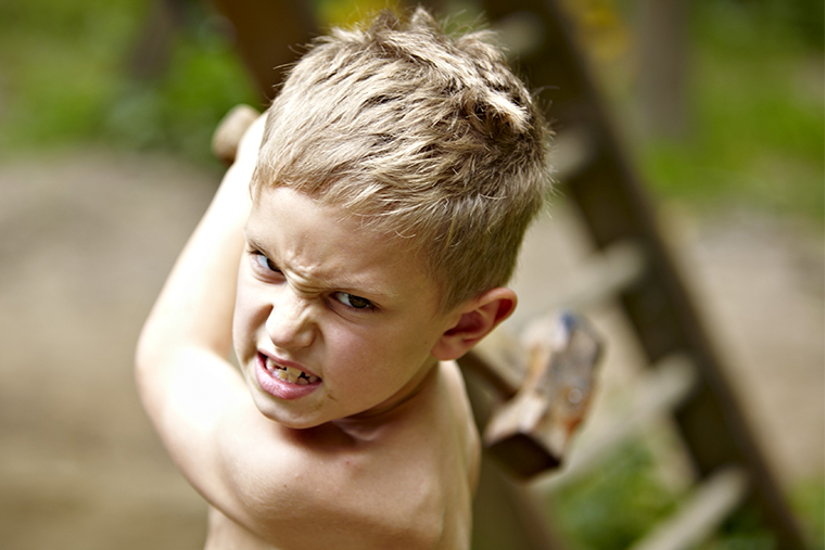 Детская жестокость in