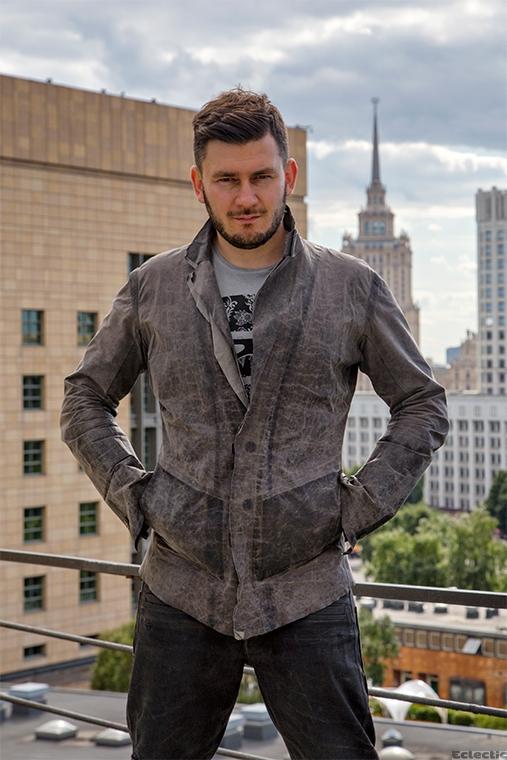 Дмитрий Глуховский метро 2035 интервью