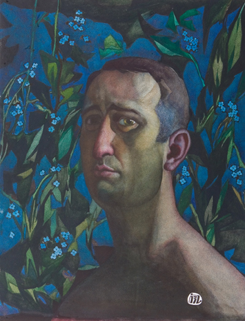Эклектик-Самсонадзе-Автопортрет