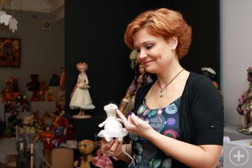 Эклектик-куклы-мызина
