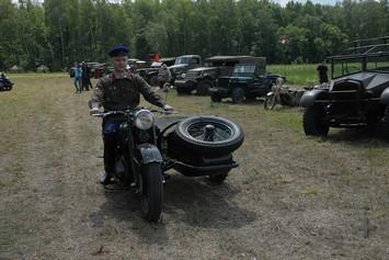 Эклектик-моторы-воины-мотоцикл
