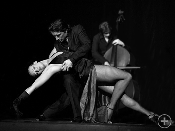 Эклектик танго