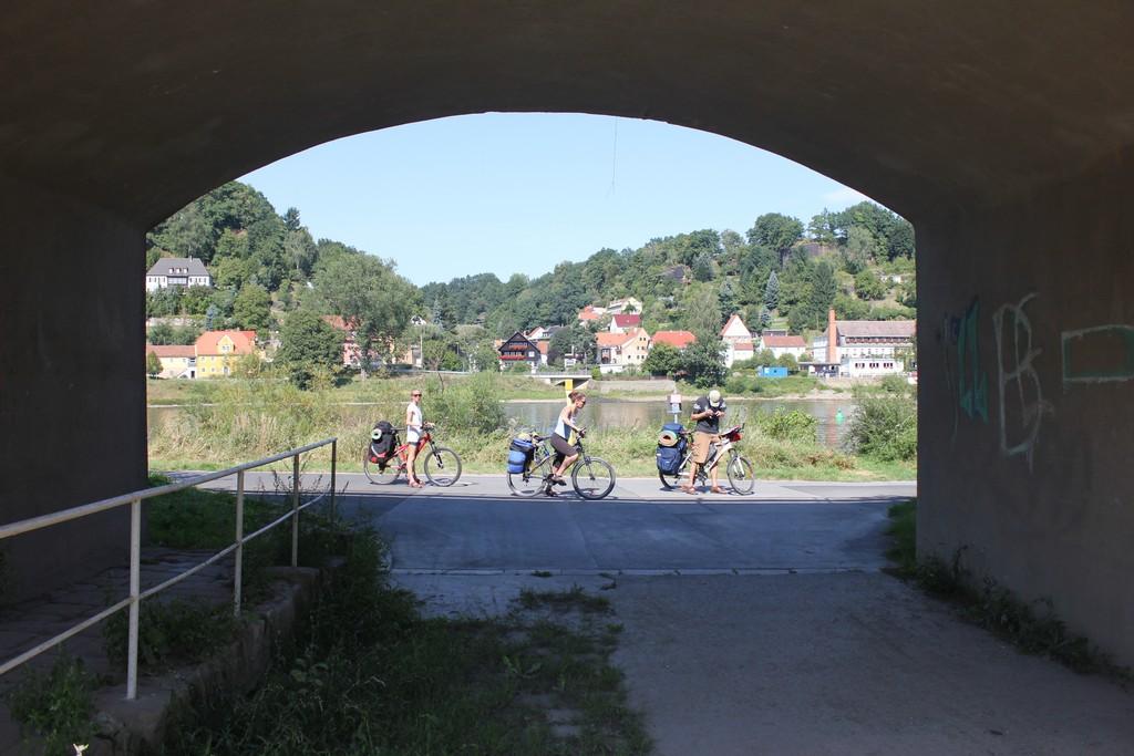 Эклектик вело Дрезден б1