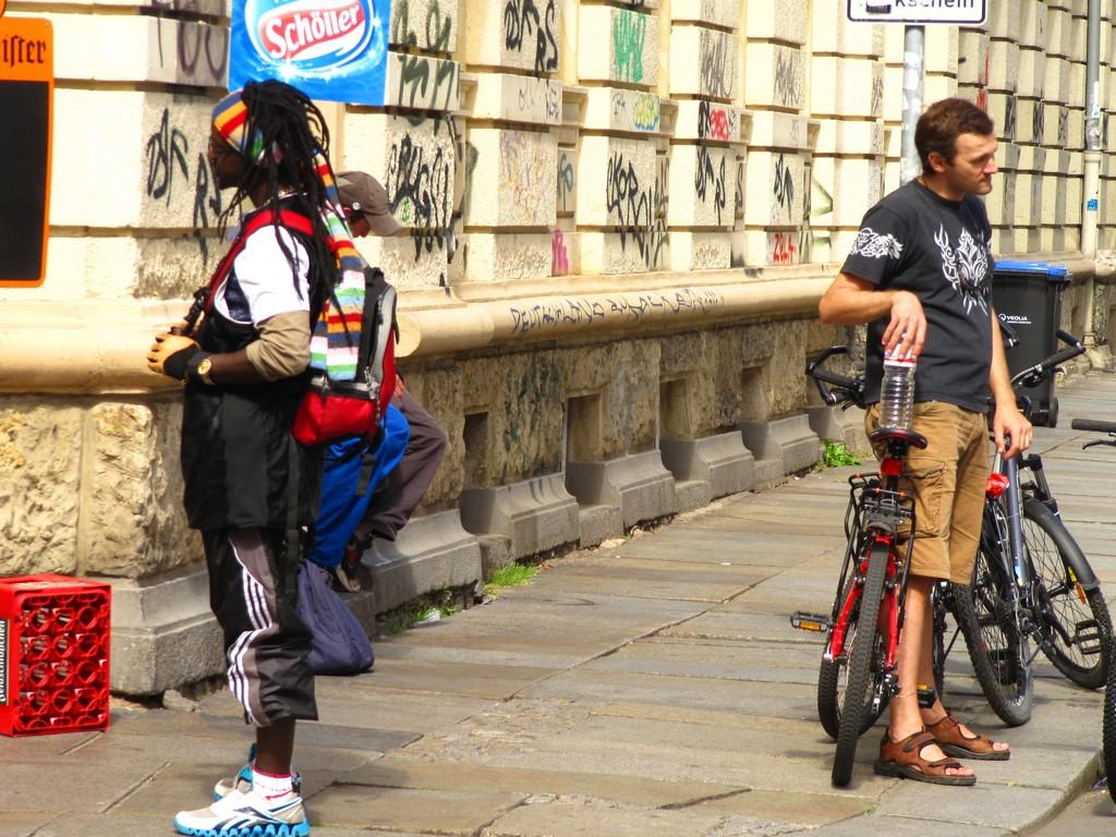 Эклектик вело Дрезден б5