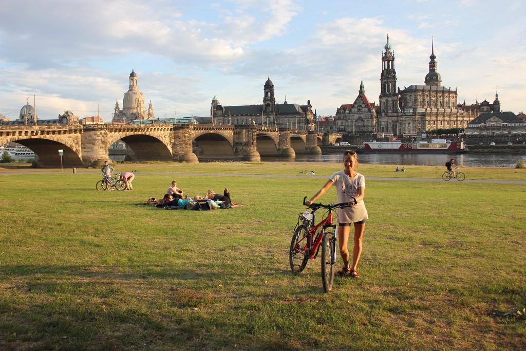 Эклектик вело Дрезден б6