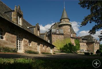 Эклектик замок Кастель Нувель