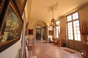 Эклектик замок Вилла Балье