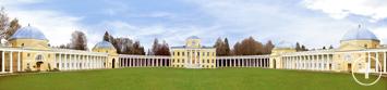 Эклектик замок Знаменское