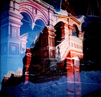 Эклектика_Москва_Собор Василия Блаженного
