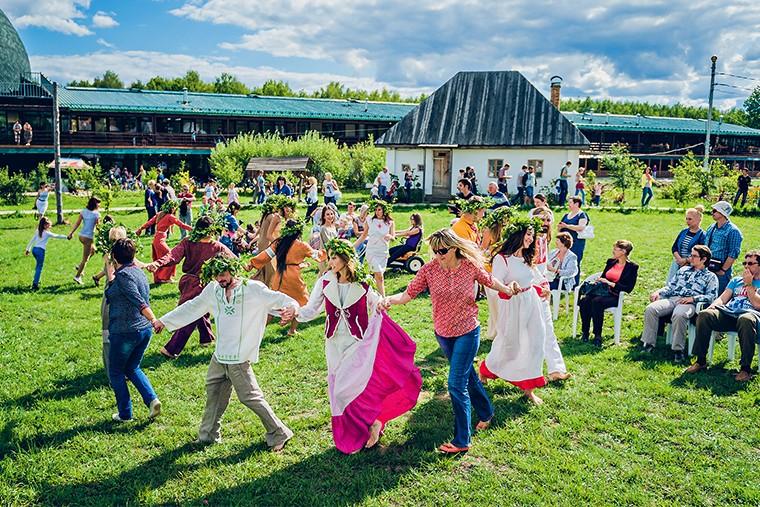 Этномир – праздник этнической моды и танца