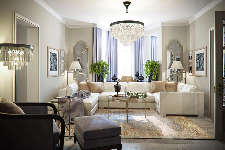 Дизайнер Виктория Киорсак, дизайн интерьера, стиль дома, luxury сегмент,
