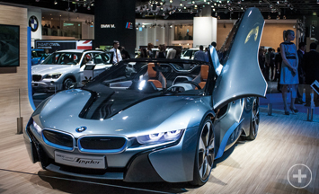 Eclectic bmw