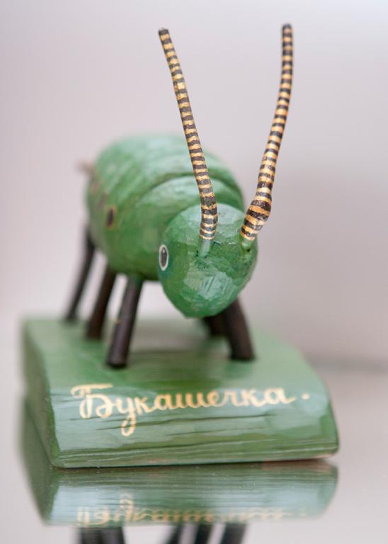 Скульптура «Букашечка»