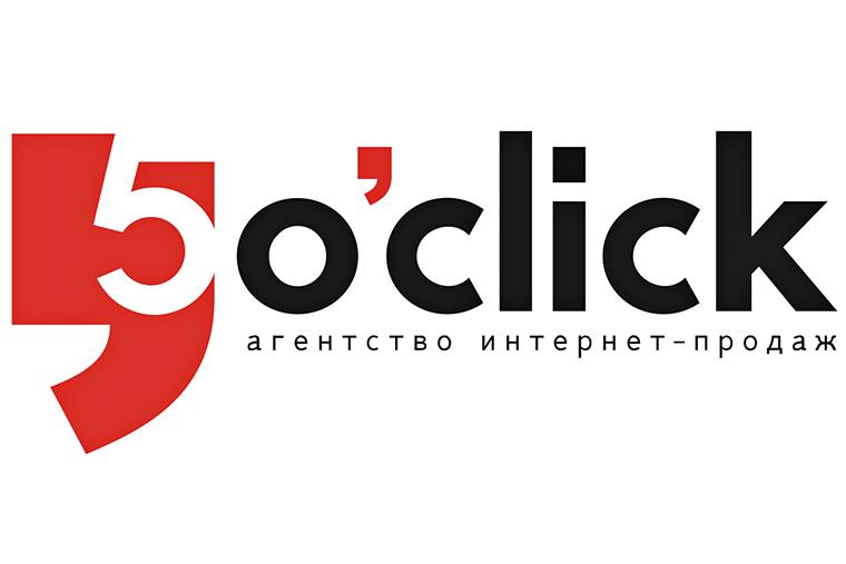 Ева Кац 5 oClick logo