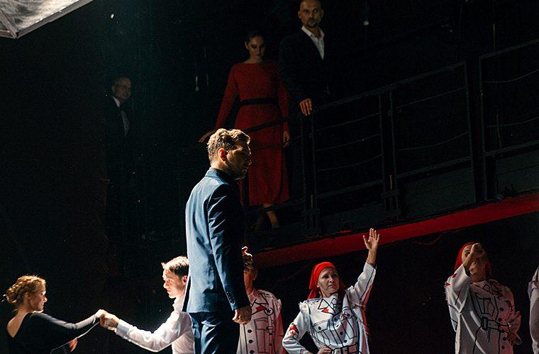 Евгений Онегин опера in1