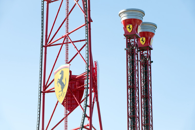 Ferrari Land_PortAventura World in