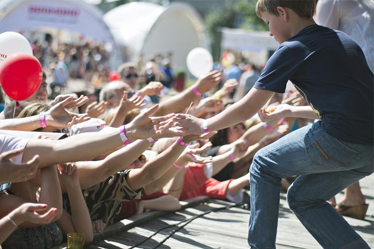Фестиваль Ода Еда