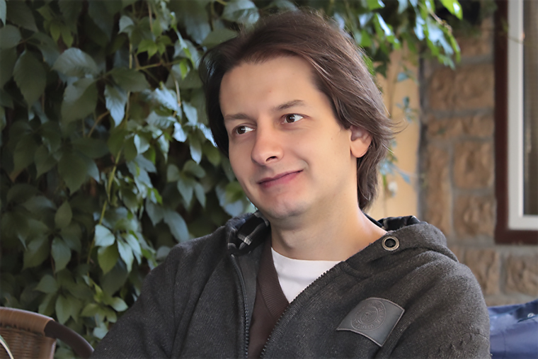 Режиссер Андрей Зайцев, фильм 14+